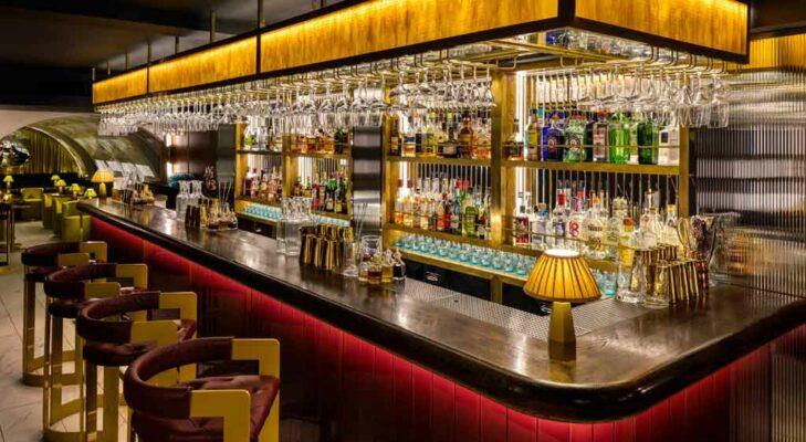 cocktail bar - Bartender Certified