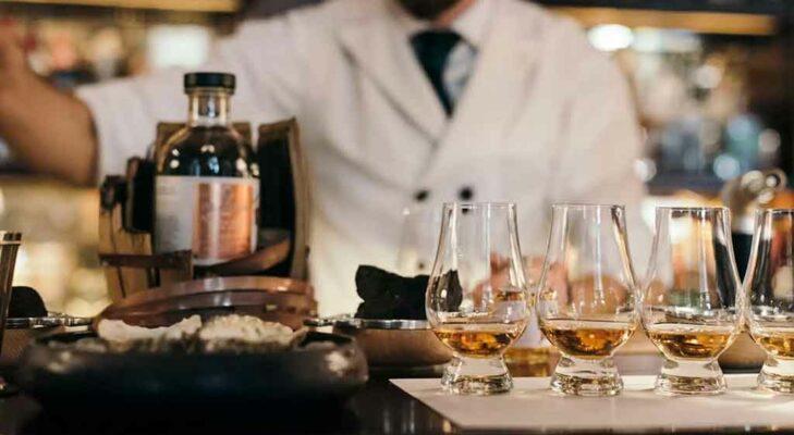 corso Sensory Spirits - Bartender Certified